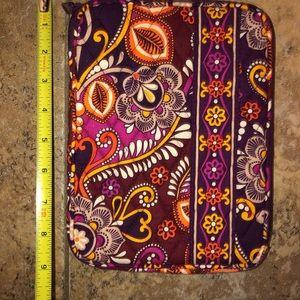 Small e reader case or small tablet case